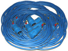 Arctic Grade Cable Hire from 16amp to 32amp single phase