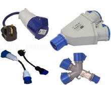 Power Splitters & Adaptors Hire