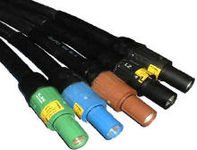 Power Lock cable hire